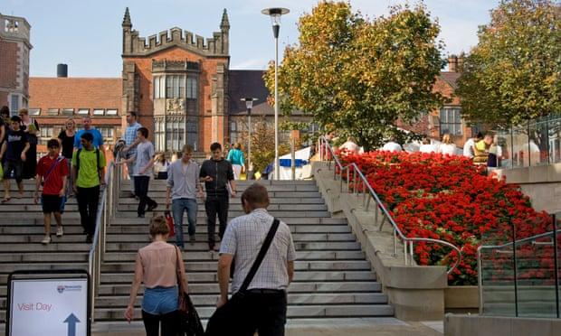 Newcastle University's Open Day