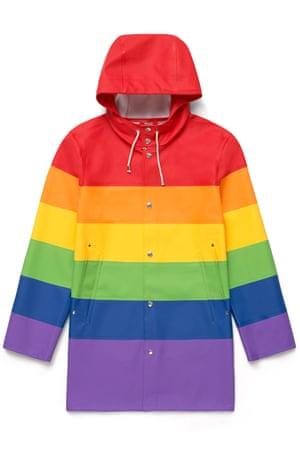 Vladimir raincoat, £260, Stutterheim