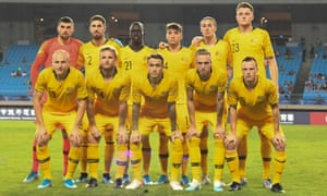 The Socceroos were scheduled to play Kuwait (home) and Nepal (away) this month, as well as Taiwan (home) and Jordan (home) in June.