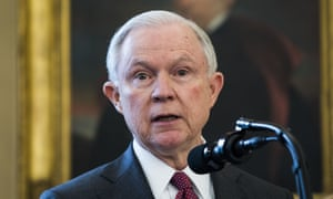 Jeff Sessions: 'I wish the rise that we're seeing in crime in America today were some sort of aberration or blip. My best judgment … is that this is a dangerous permanent trend.'