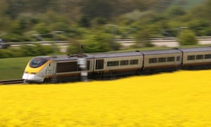 How we made the Eurostar | Art and design | The Guardian