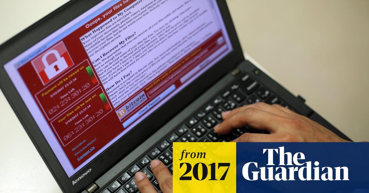 WannaCry: hackers withdraw £108,000 of bitcoin ransom | Technology