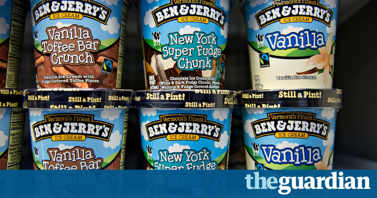 Ben& Jerry's to launch glyphosate-free ice-cream after exams