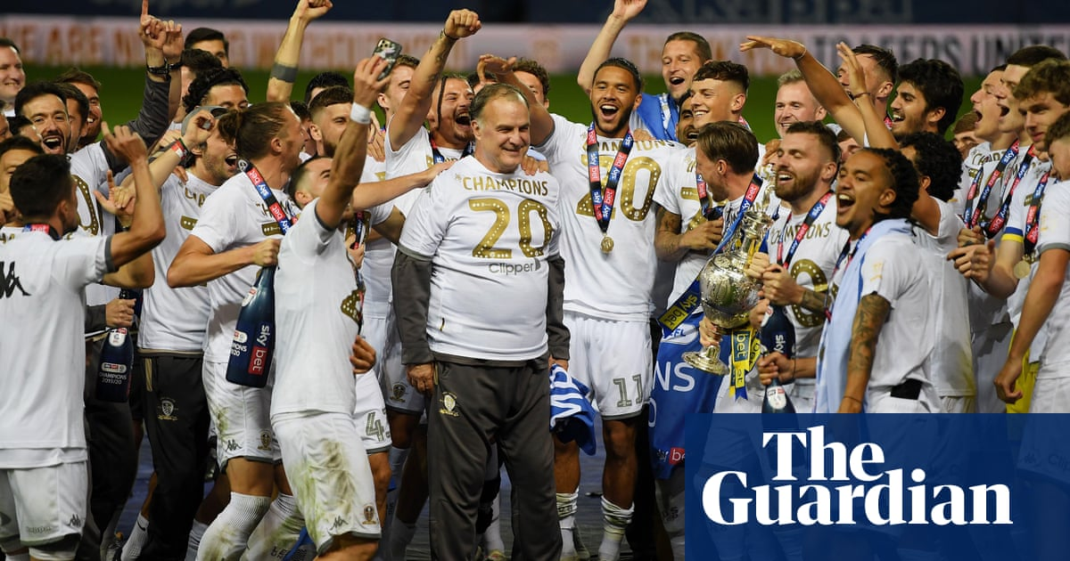 Leeds Marcelo Bielsa makes Fifa shortlist for mens manager of the year