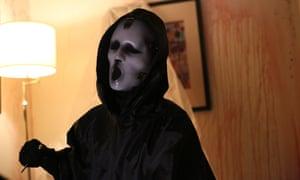 Domestic disturbance … the Netflix series Scream