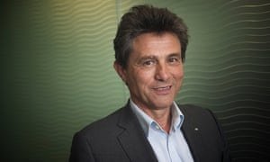 The private sector has a decisive role to play in tackling climate change, according to Henri de Castries.