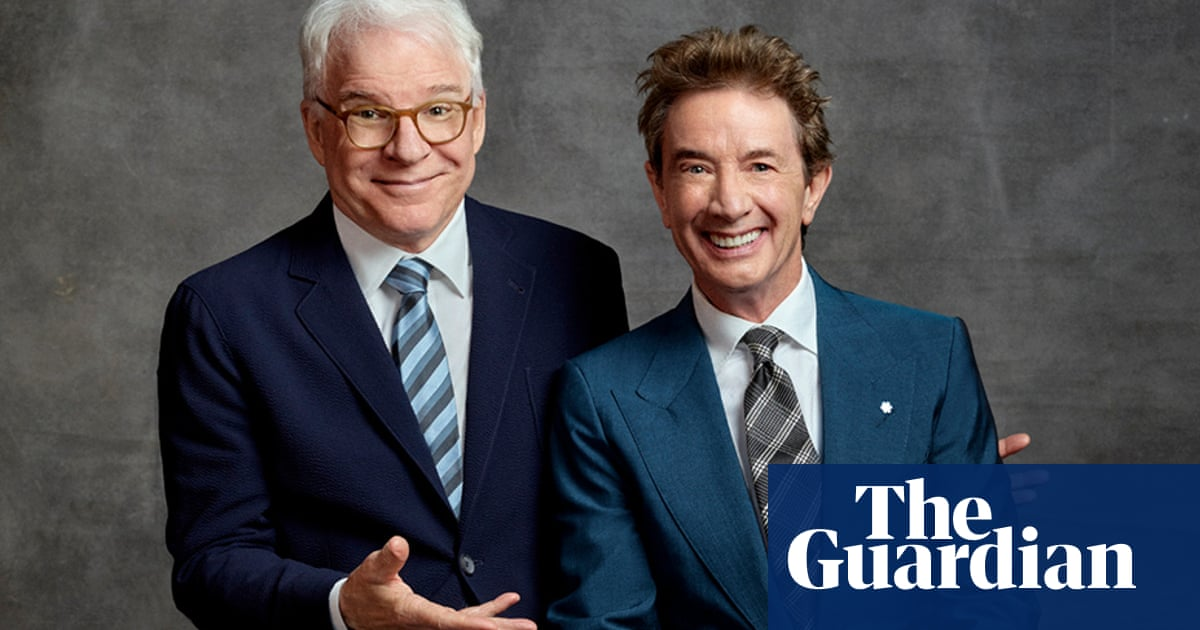 Steve Martin and Martin Short: Do you think the Queen will come to our show?