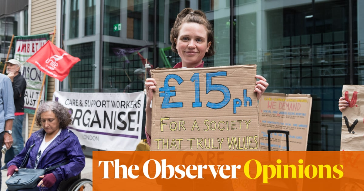 Boris Johnson's generation game: the young and poor pay for the old and rich