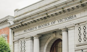 Munro's Books.
