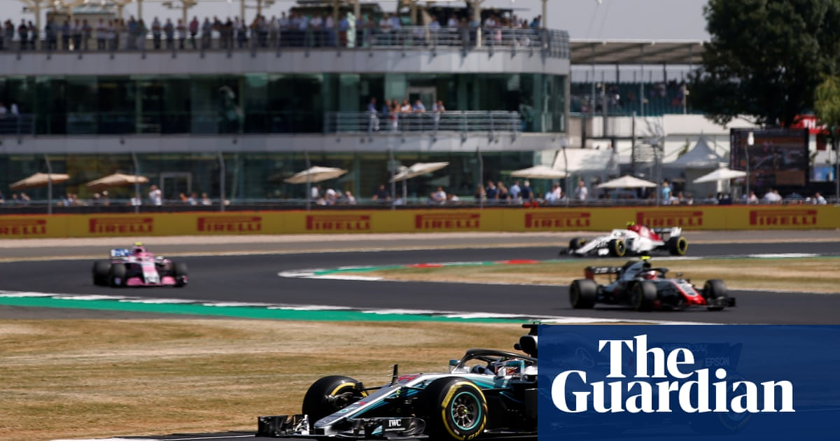 Silverstone set to host back-to-back closed-door F1 races in August