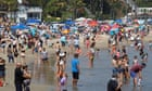 Large crowds gather for Memorial Day as US braces to surpass 100,000 deaths