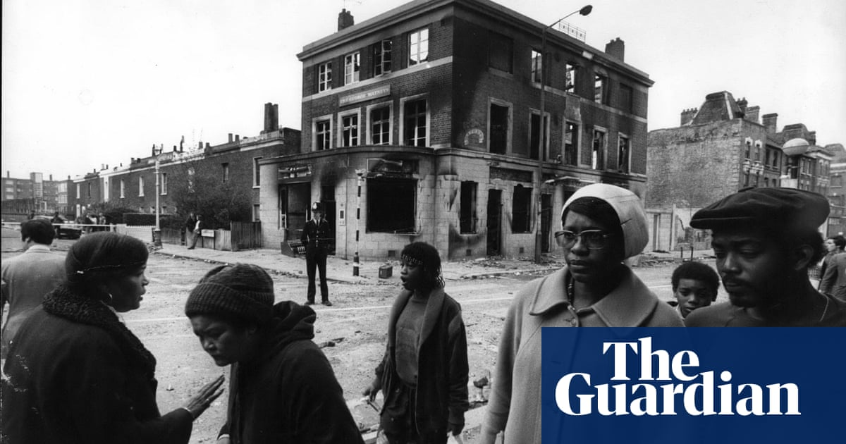 Remembering the Brixton riots 40 years on – podcast