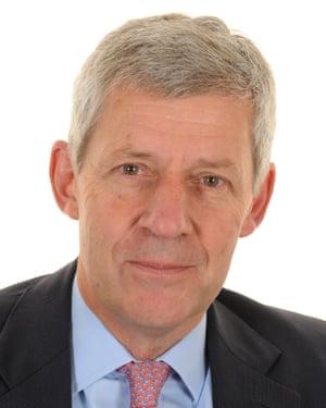 Nicholas Wrigley.