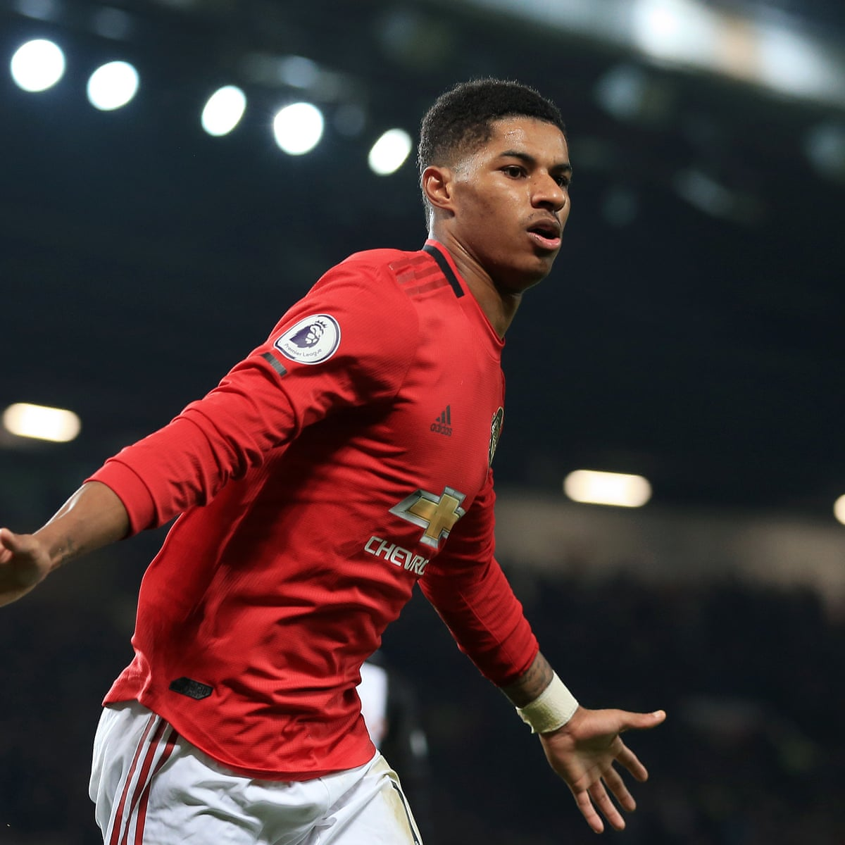 Marcus Rashford Gets Honorary Doctorate For Work Against Child Poverty Marcus Rashford The Guardian