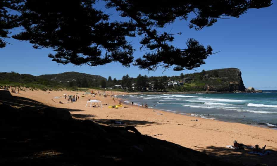 File photo of Avalon beach in Sydney, Australia
