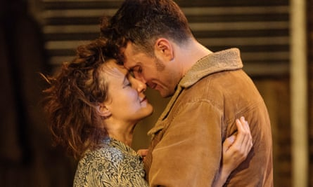 'Luminous': Lyndsey Marshal and Edward Hogg in The Wild Duck at the Almeida.