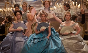 'Each unhappy family is unhappy in its own way' … a scene from the 2012 film adaptation of Anna Karenina. Photograph: Focus Features.