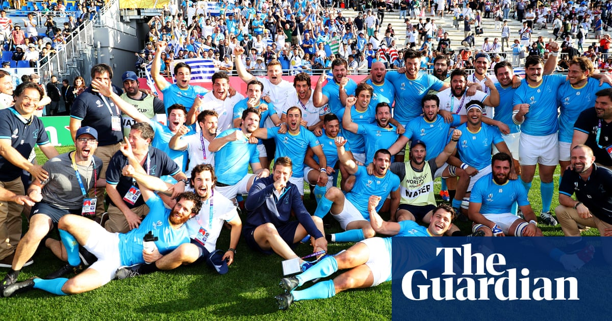 Uruguay's shock win over Fiji was our greatest – this is how we did it | Ignacio Chans