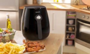 Amazon couldn't be beaten on price for a Philips Airfryer, which was reduced by £130.