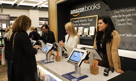 Amazon hits back at claims it is to blame for falling author earnings