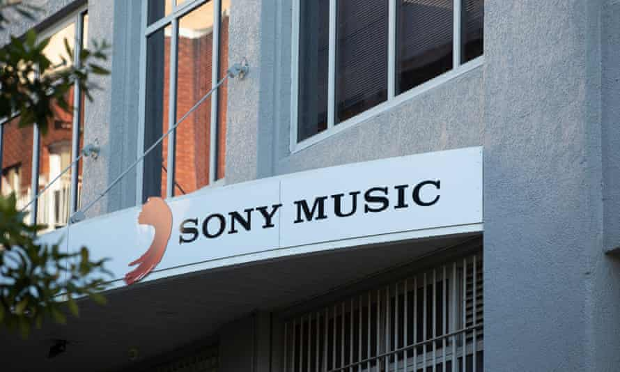 Sony Music Australia's Sydney headquarters are being investigated by the US label.