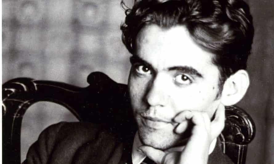 Federico Garcia Llorca was murdered by fascists in 1936.