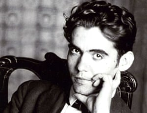 Federico García Lorca was murdered by supporters of General Franco in 1936.