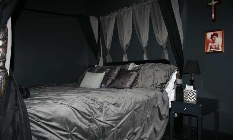 The Black Monarch hotel offers an over-the-top immersive art experience for those who fetishize nightmares.