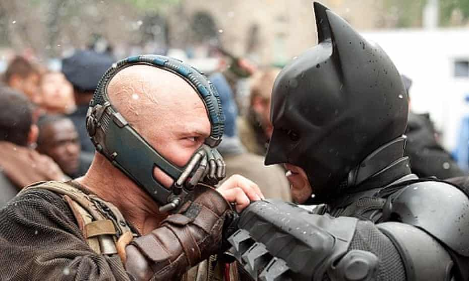 Bane v Batman.