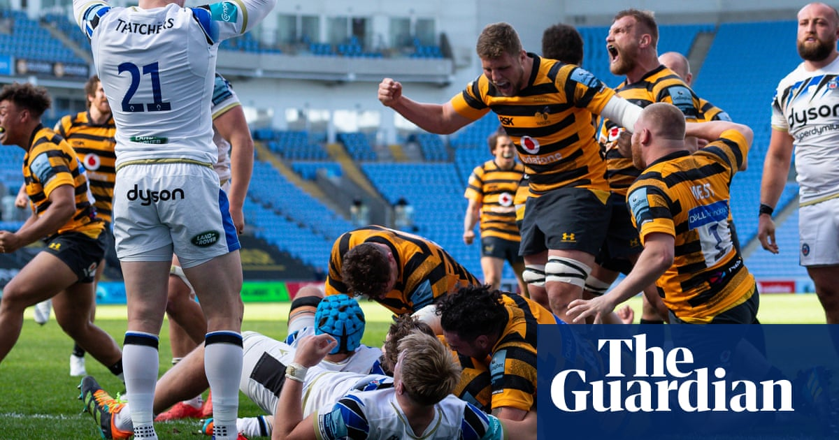 Young double helps Wasps halt recent Premiership slump with win over Bath