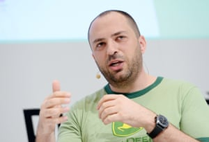 Jan Koum, co-founder of WhatsApp