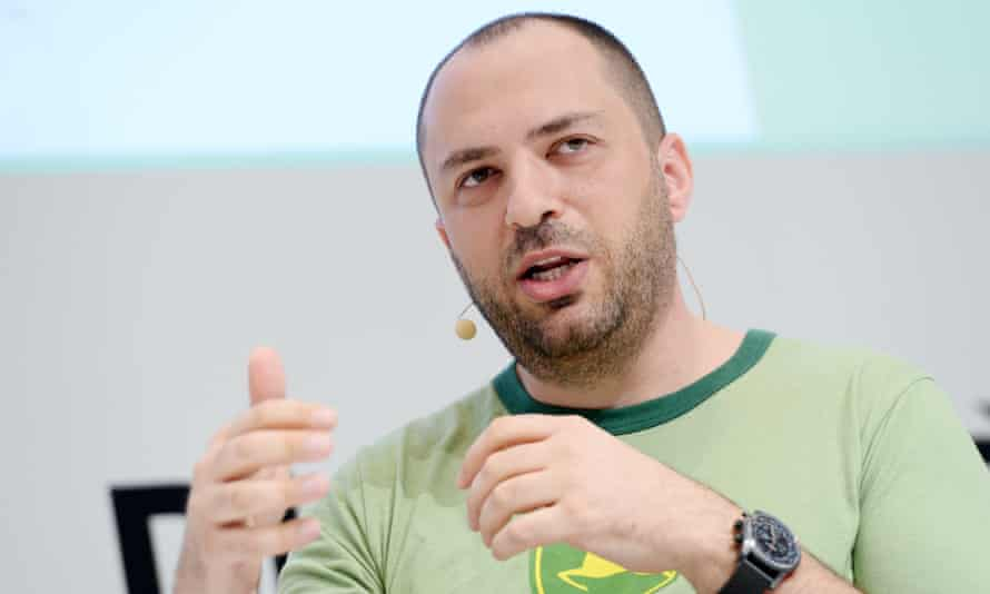 Jan Koum, the co-founder and CEO of WhatsApp, leaves at a time when the app's original mission is under threat.