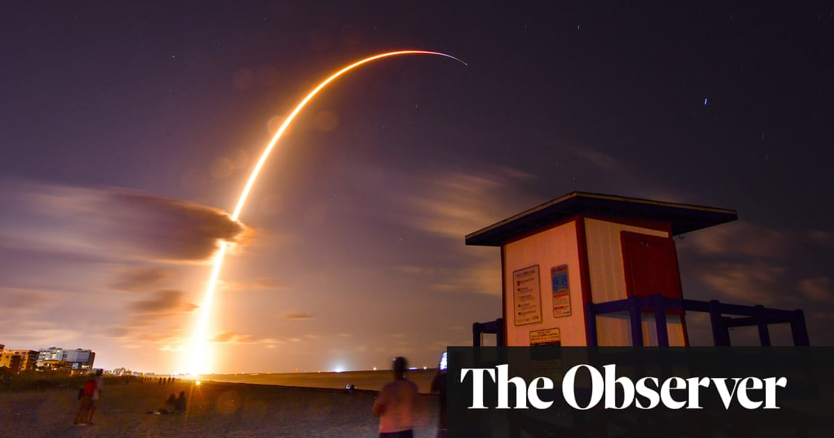 UK takes on Elon Musk in the broadband space race