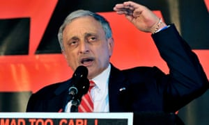 Carl Paladino said he had spoken 'about two progressive elitist ingrates who have hated their country so badly and destroyed its fabric in so many respects in eight years'.