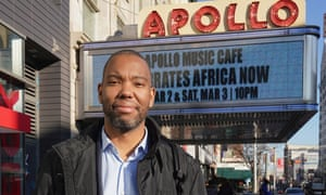 A meditation on what it means to be a black American today … Ta-Nehisi Coates.