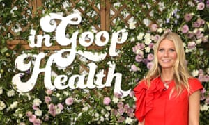 Not everyone felt the wellness love: Gwyneth Paltrow at In Goop Health, London, June 2019.