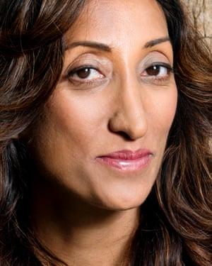 Shazia Mirza.