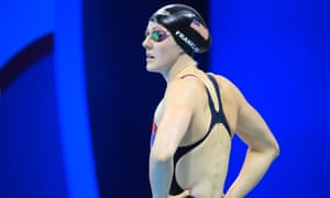 US swimmer Missy Franklin