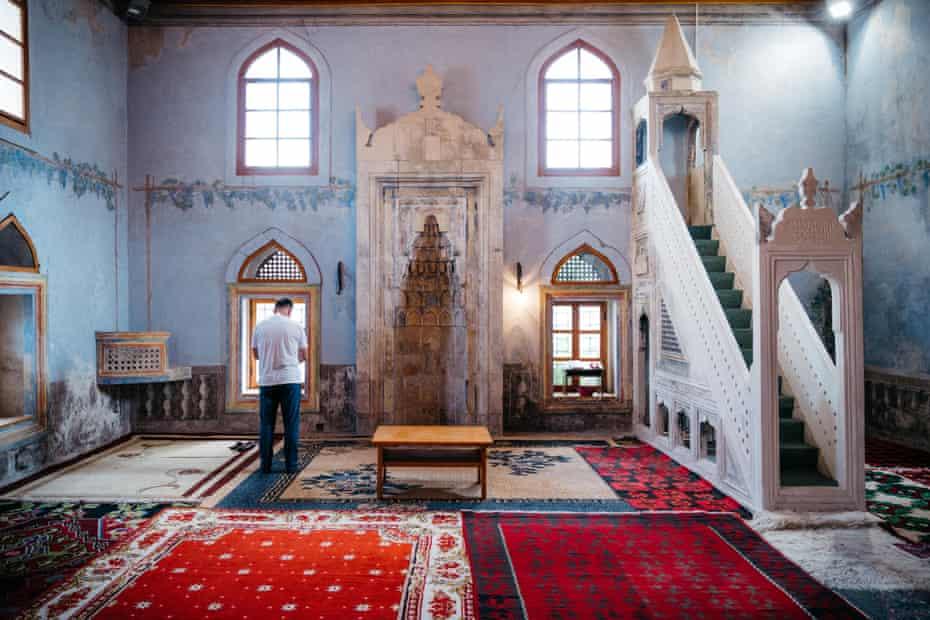 Ottoman-era mosque, Mostar