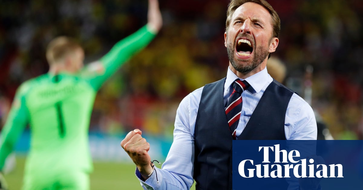 Nothing about me was cool: Gareth Southgate on making dreams reality