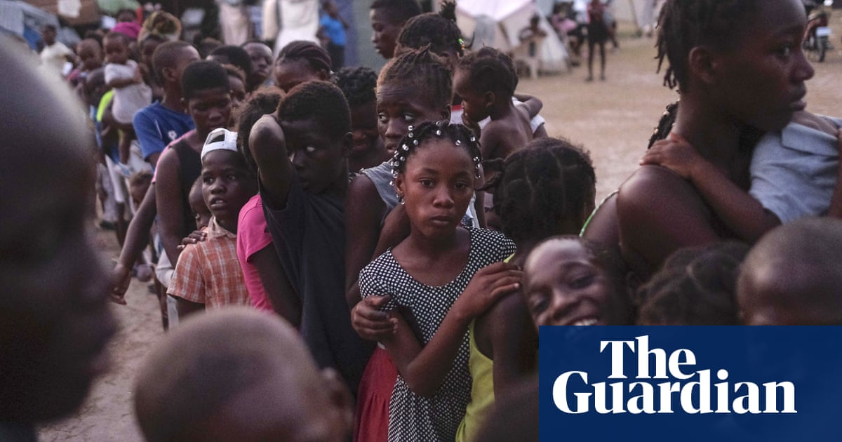 'I don't see my mum': Haiti's earthquake leaves new generation of orphans