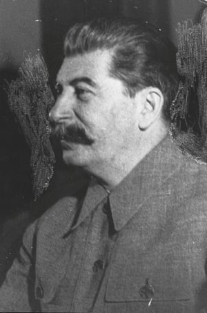 1930s – Joseph Stalin by Ivan ShaginThe director says that assembling a visual history of Russia is important, as it 'helps [us] identify ourselves with our past, for a better understanding of present and to build the future'