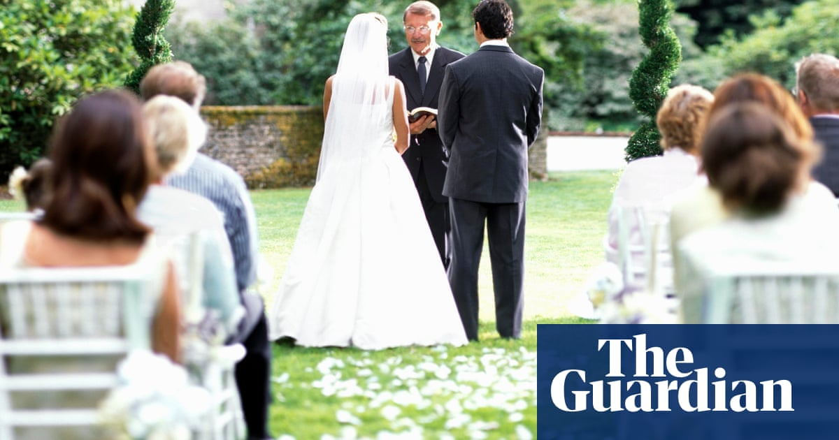 Rules banning outdoor weddings face shake-up, May announces