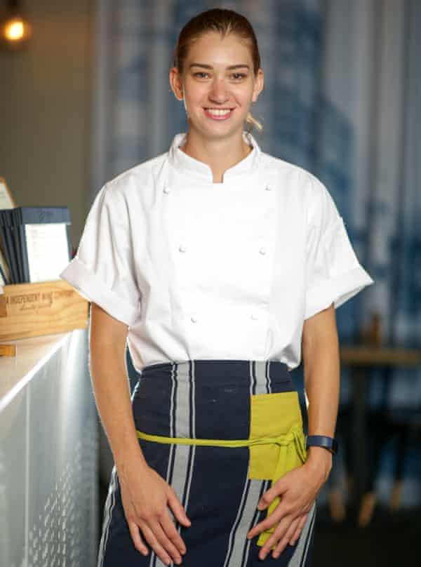Liz Mason, Song Kitchen executive chef