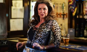 Claire Sweeney as Hayley Cox in Scarborough.