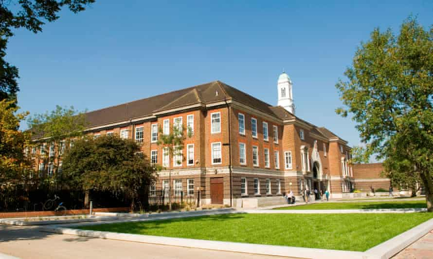 College building.