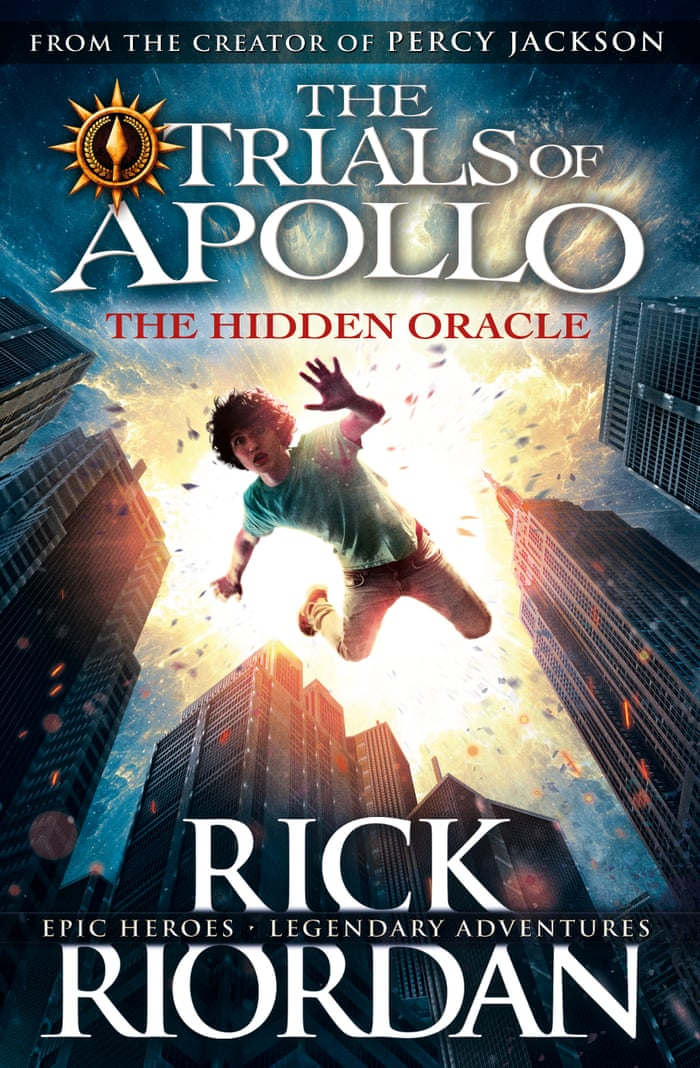 Free read! We have an extract of Rick Riordan's The Trials of Apollo