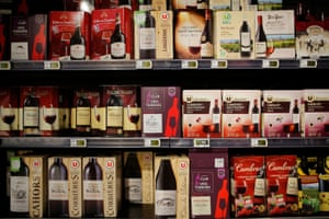 Box wines a far cry from the casks customers would have quaffed decades ago are having a moment in Australia.