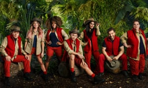 From left: Harry Redknapp, Rita Simons, Fleur East, James McVey, Sair Khan, Nick Knowles, Anne Hegerty (not pictured, John Barrowman, Malique Thompson-Dwyer and Emily Atack).