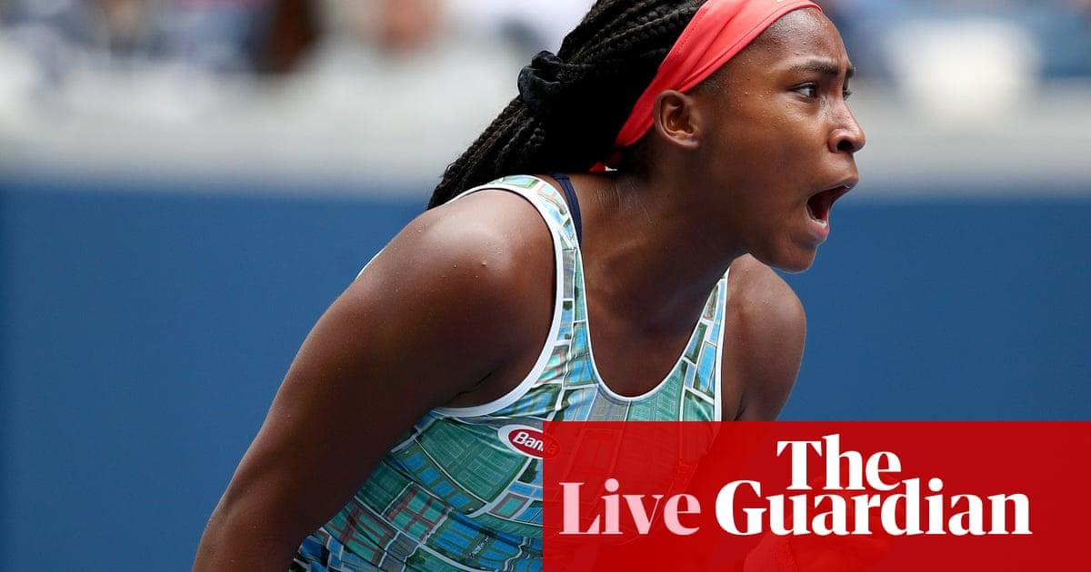 US Open 2019: Gauff v Potapova, Edmund and Thiem out, and more – live!